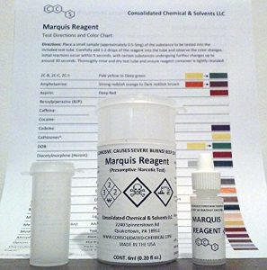 Images of Marquis Reagent