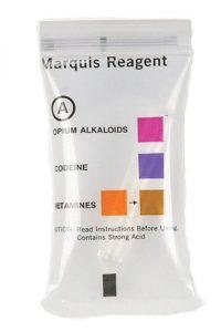 Reagent Test Images