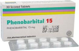 Phenobarbital Images